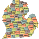 US_State_Counties_Michigan